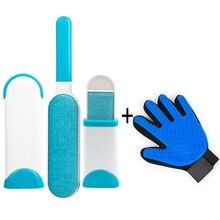 Прямая поставка, перчатка для ухода за домашними животными, кисточка для удаления волос, нежная, эффективная перчатка для домашних животных, массажные перчатки, идеально подходят для собак и кошек