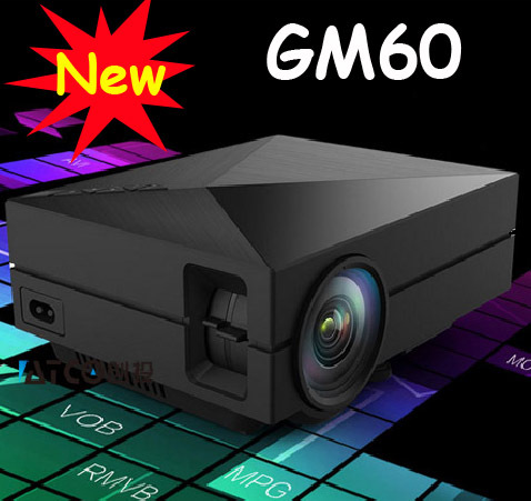 3d video 1080p hd projector