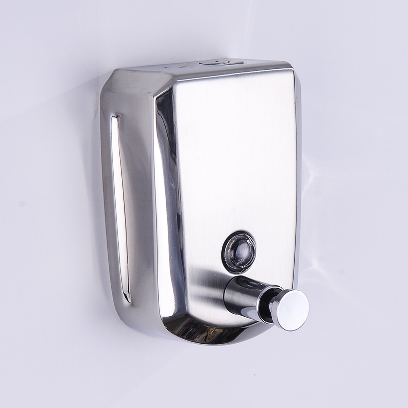 Fapully Stainless Steel Bathroom Soap Dispenser Wall Mounted Hand Liquid Soap Dispenser 11 11 free shippinng 6 x stainless steel 0 63mm od 22ga glue liquid dispenser needles tips