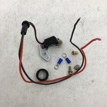 SherryBerg электронная система зажигания Conversion Kit fit peugeot 404 и 504 M48 CITROEN дистрибьютор