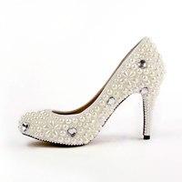US $76.99 |LSDN 20161159 New Fashion Electroplating Color Diamonds Iron Heels High Heels Pumps High end Wedding Nightclub Women Shoes in Women's Pumps