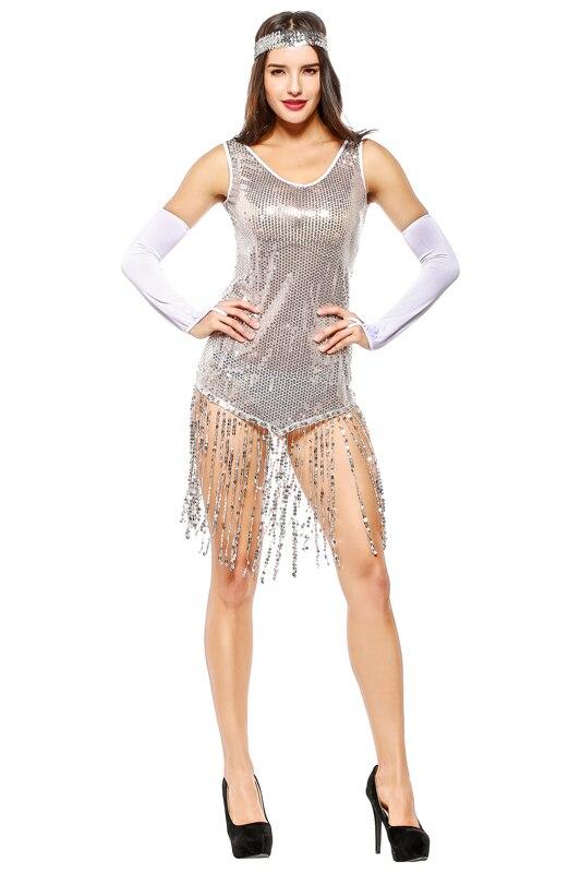 New Arrival Latin Dance Dress Costume Adult Women Dress Halloween Cosplay Cosutmes