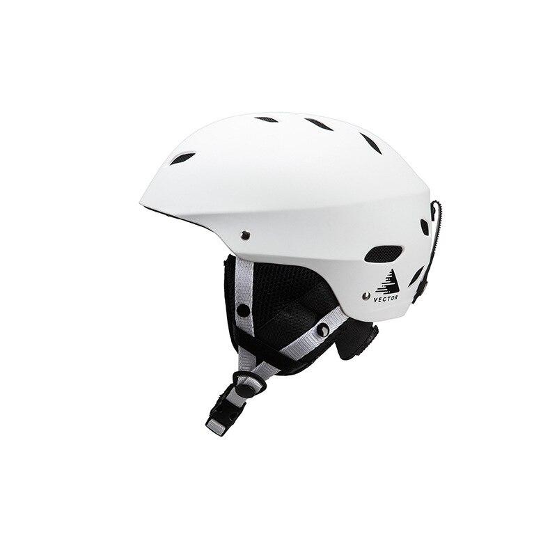 Equipement extérieur casque de snowboard casque de ski professionnel adulte casque mode pression intégré casquette de ski casquette de protection contre les chocs