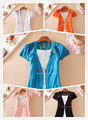 2017 Win-win New Summer Fashion Women Lace Sweet Candy Color Crochet hollow out short sleeve  Knitwear Blouse Sweater Cardigan