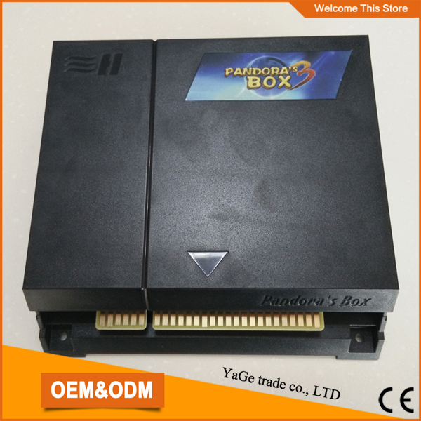 ФОТО Discount sales   Pandora's Box 3 arcade Jamma multi game PCB,CGA / VGA OUTPUT  Multi game board