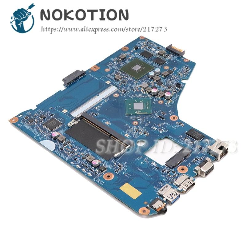 NOKOTION EA40-BM MB 48.4OC05.01M NBMGQ11008 NB.MGQ11.008 Laptop motherboard For Acer aspire E1-410G Mainboard SR1W3 N2930 820MNOKOTION EA40-BM MB 48.4OC05.01M NBMGQ11008 NB.MGQ11.008 Laptop motherboard For Acer aspire E1-410G Mainboard SR1W3 N2930 820M