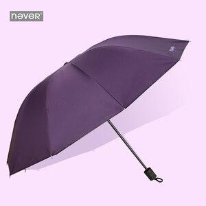 Image 3 - Never Mermaid Office Business Stationery Gift Set Teaches Gift Fashion Sunny and Rainy Umbrellas Women Ladies Sunscreen Umbrella