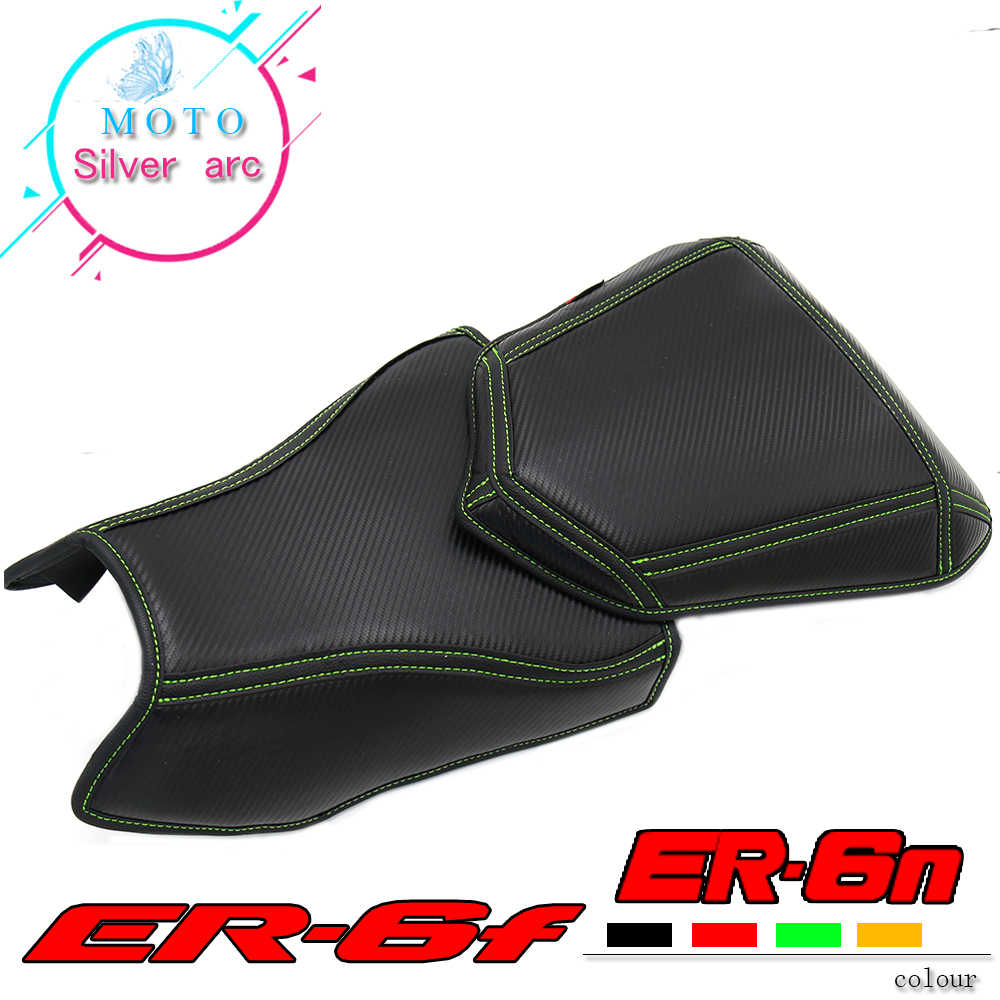 FOR KAWASAKI ER6N ER6F ER-6N ER-6F Motorcycle sunscreen seat cover Prevent bask in seat  sun pad waterproof Heat insulation