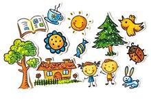 25 pcs Children baby personalized scrapbook Stickers scrapbooking material sticker happy planner decoration craft