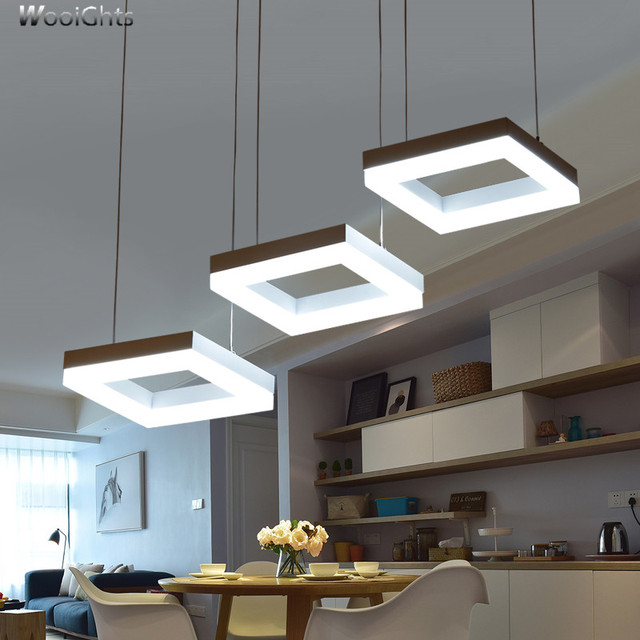 Modern Led Pendant Lights