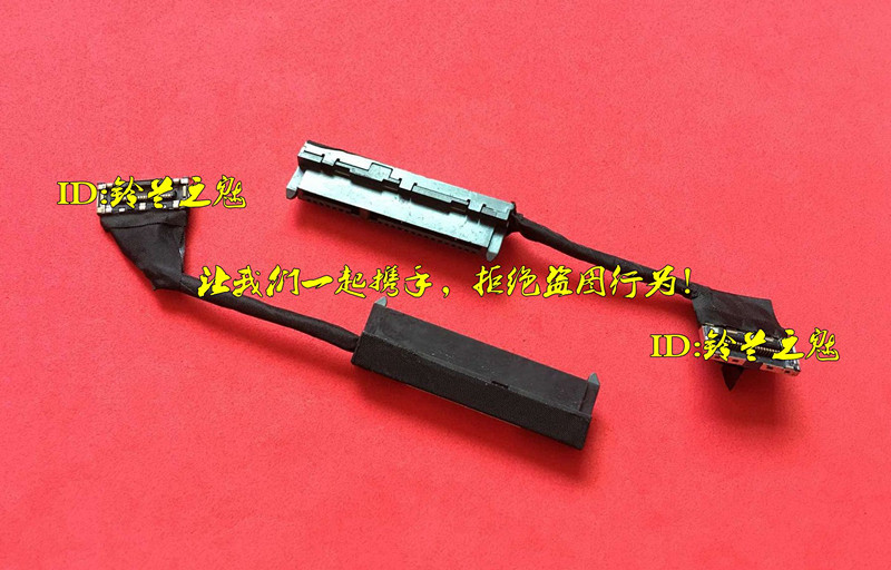 Genuine New Original HDD Cable Hard Disk Driver Connect Wire For LENOVO A540 A740 Y500 DC02001Y500  new original hdd hard disk sata connections cable data link power cable for lenovo c4005 c4030 b4030 p n 6017b0463501