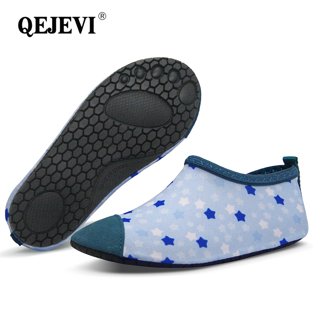 NEW Water Shoes Kids Quick dry Boys Slip-on Sport Swimming Aqua Casual Sneakers