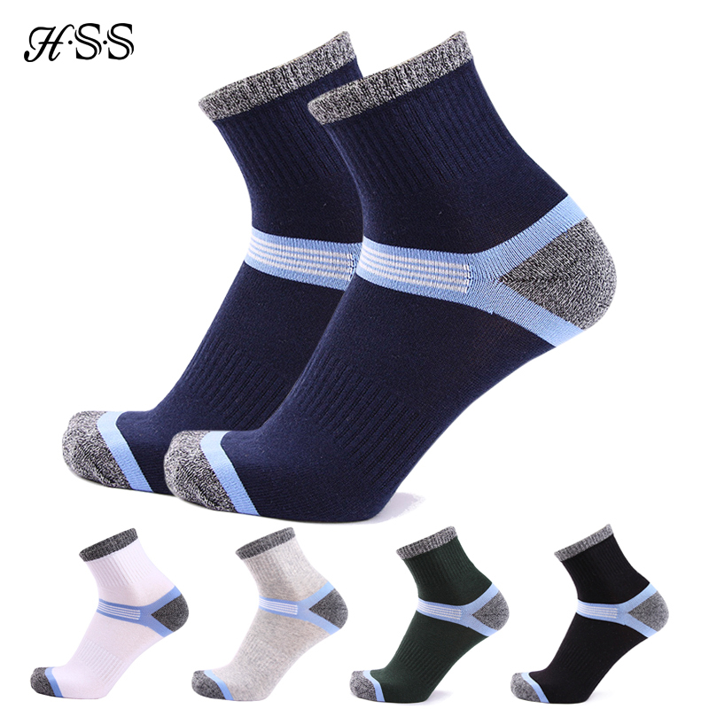 Floral Pattern Fan Palm Fern Crazy Socks Soft Breathable Casual Socks For Sports Athletic Running