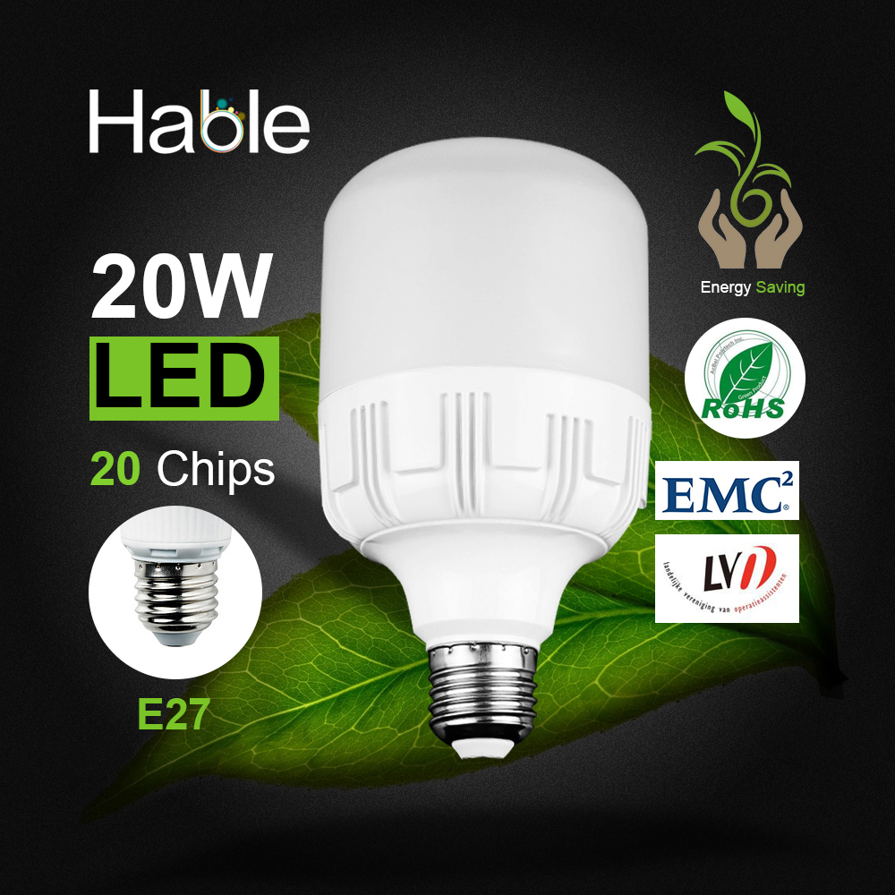 20W  E27 B22 Energy Saving voal LED Bulb Light Lamp Dimmable Warm/Cool /natural White  High Brighness  Lampada LED led light bulb e27 36w dimmable globe bulb cool energy saving lamp warm white spot light chandelier candle lighting ac110 240v