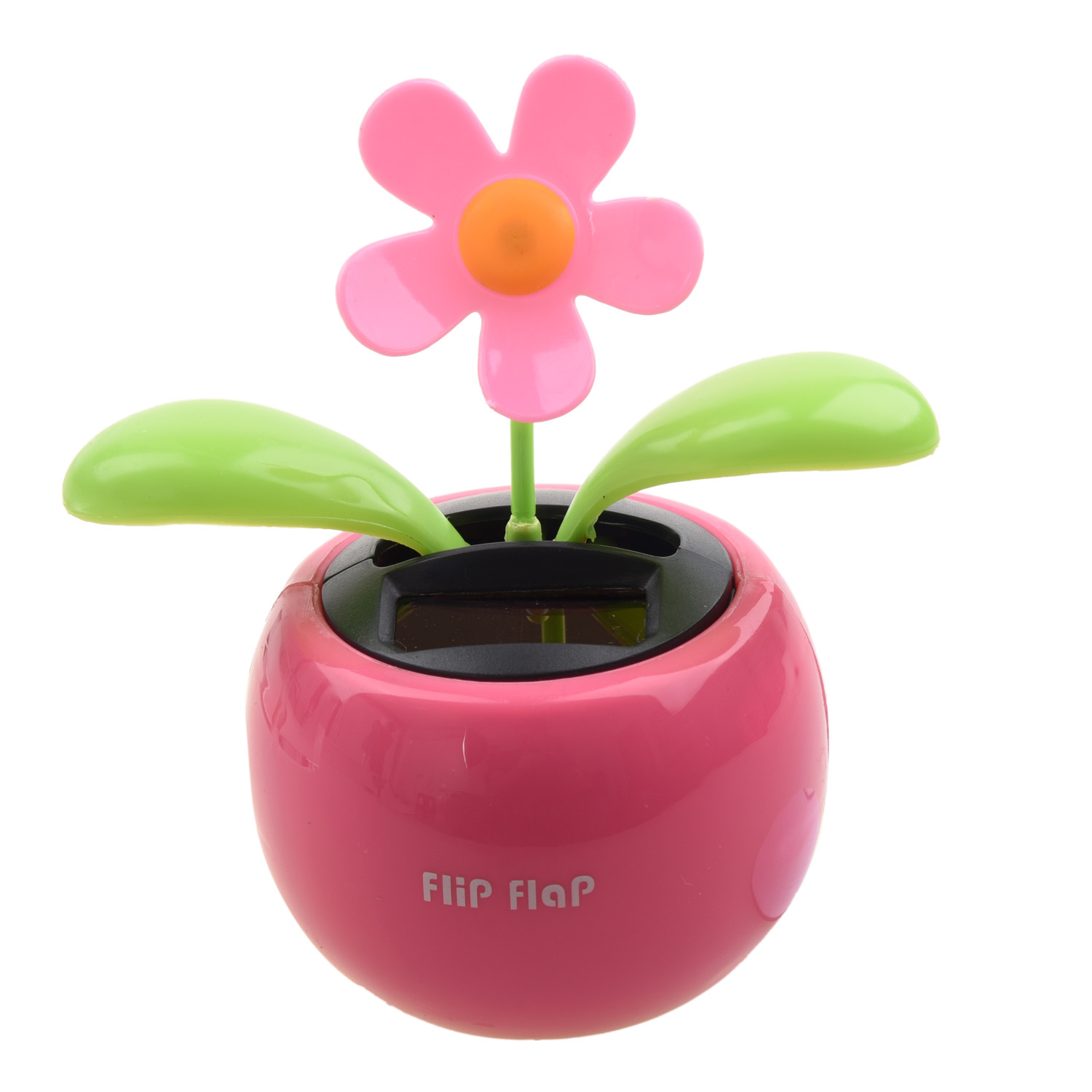 86a55fab1 PROMOTION! Solar Powered Dancing Sunflower Flip Flap Toy Flower Bug Bobble  Plant Pot Swing-in Networking Tools from Computer   Office on  Aliexpress.com ...