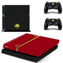 Game Persona 5 P5 PS4 Skin Sticker Decal Vinyl for Playstation 4 Console and 2 Controllers PS4 Skin Sticker