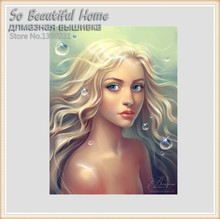 Beauty Girl Needlework Resin Diamond Embroidery 5D Diy Painting Rhinestones Full Drill painting SH61240