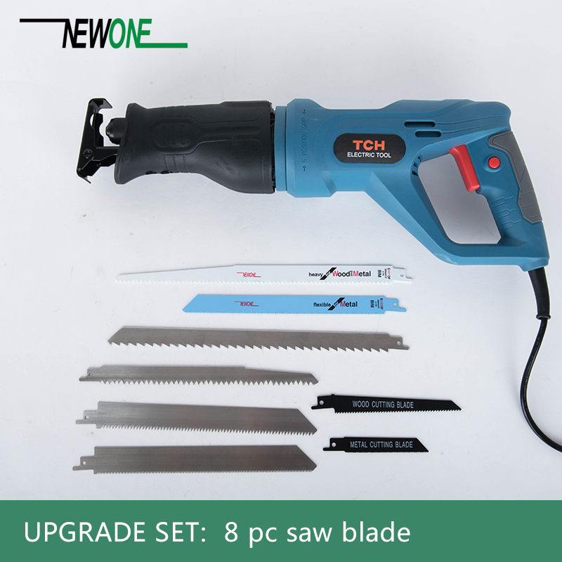 TCH electric wood saw Reciprocating Saw Electric Saber Saw for wood mutifunctional power tools 1pc 5804 li 12 mini electric curve sawing wood working reciprocating saw with led