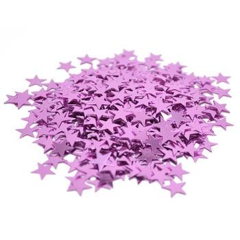 15 g/bolsa 6mm/10mm acrílico estrellas, Mesa papel picado para boda decoración de fiesta de cumpleaños confeti manualidades para manicura suministros
