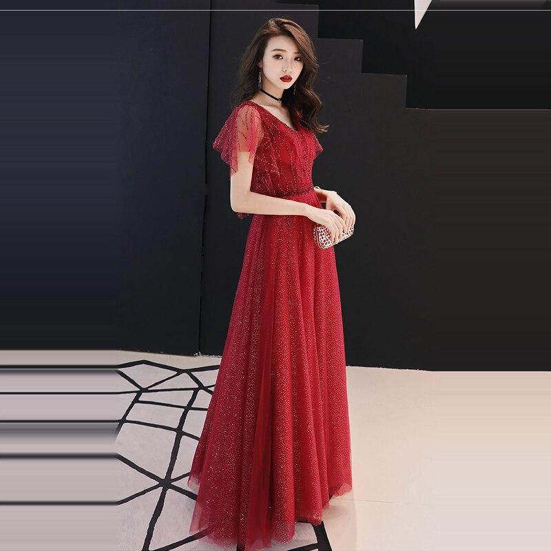 Dress Evening SB011 Sleeve