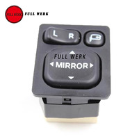 Power Mirror Control Switch 84872 52040 8487252040 Folding Rear View Power Mirror Button For Toyota Rav4