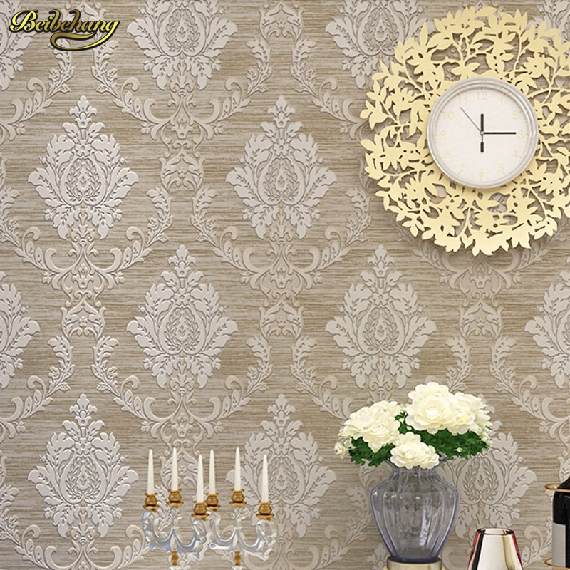 beibehang Suede fringe curve European wallpaper for living room bedroom sofa tv backgroumd of wall paper roll papel de parede beibehang 3d wallpaper 3d european living room wallpaper bedroom sofa tv backgroumd of wall paper roll papel de parede listrado