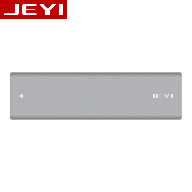 JEYI R8 TYPE-C USB3.0 USB3.0 m.2 NGFF SSD Mobile Drive VIA VLI713 Support TRIM SATA3 6Gbps UASP Aluminum SSD HDD Enclosure