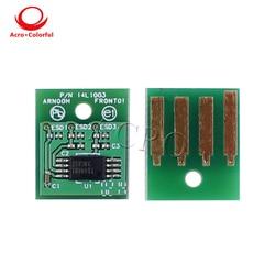 24B6213 zielony kompatybilny toner kaseta chip dla lexmark XM1140 drukarka laserowa|Chipy tonera|Komputer i biuro -
