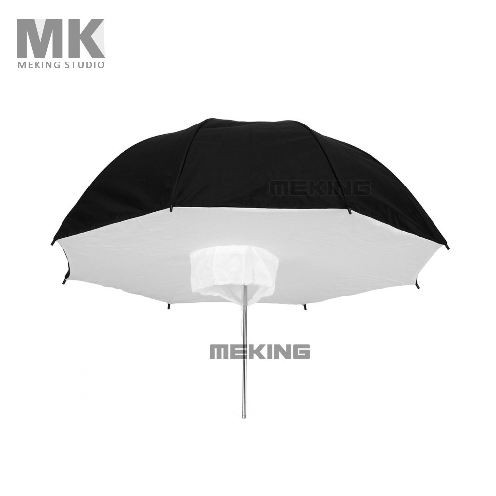 Reflective Umbrella Softbox: Selens Photo Studio Lighting Umbrella Softbox 101cm/40
