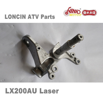 LX-174 LONCIN ATV PARTS Steering knuckle bearing assy Right Front LC162FMK LX200AU 200cc Quad GoKarts Engine Spare For KAYO BULL