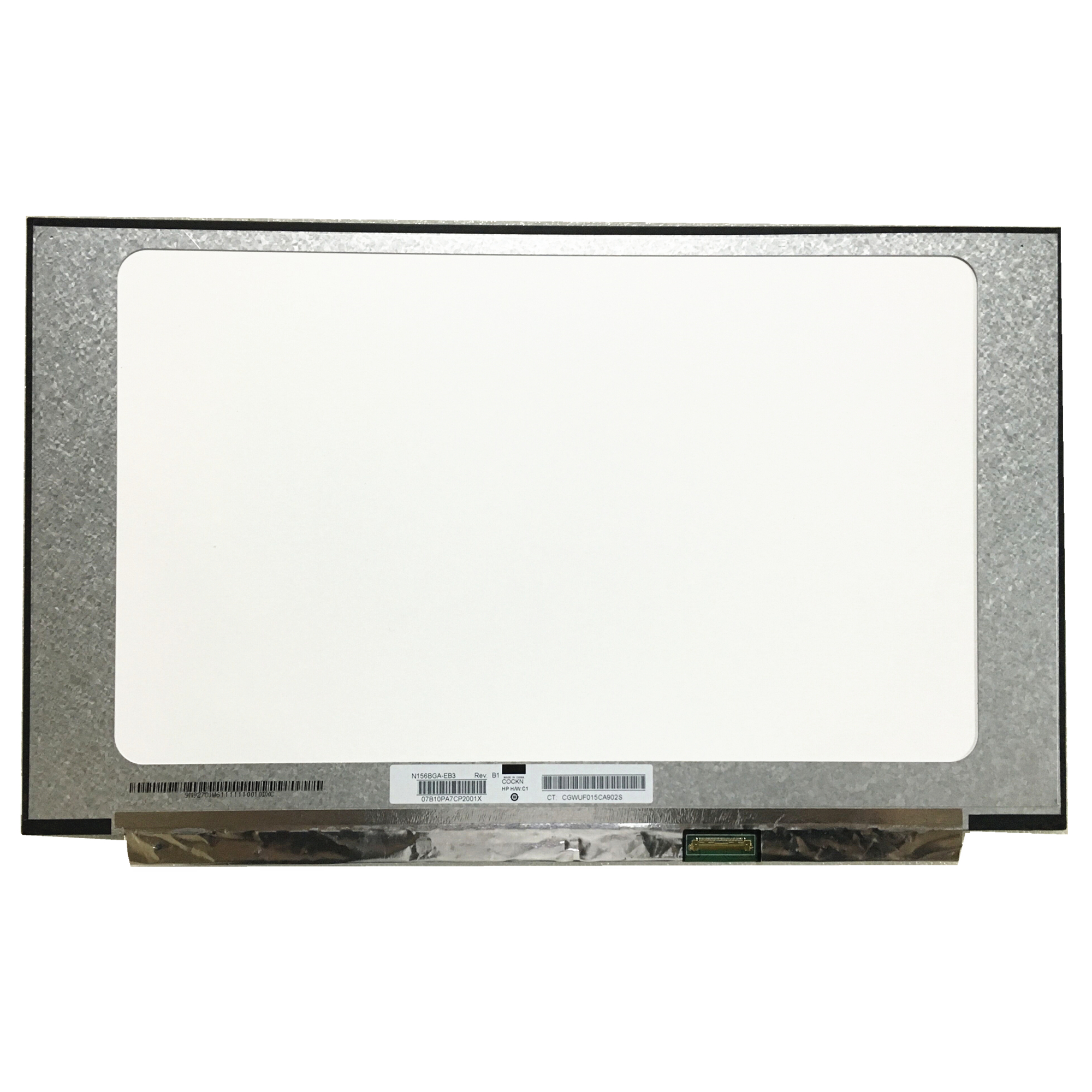 Free shipping N156BGA EB3 N156BGA EB3 15 6 inch Laptop Lcd Screen 1366 768 EDP 30