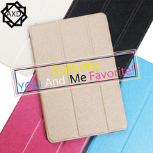 Cover For Xiaomi Mi Pad 3 Mipad 3 mipad3 7.9 inch Case Stand Holder Tablet Case Leather Protective Cover Folding Stand new pu leather cube iwork1x folding stand case cover for 11 6 inch tablet high quality three folding holder cover case for cube