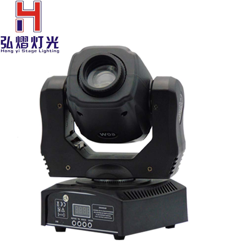 60W LED Spot Moving Head Light/USA Luminums 60W LED DJ Spot Light 60W gobo moving heads lights super bright LED DJ Spot Light 10pcs 60w led spot moving head light usa luminums led lamp light 60w gobo led moving head lights super bright led dj disco light