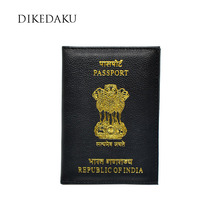India business cards reviews online shopping india business cards dikedaku business india passport cover unisex multifunctional travel passport wallet credit card holder pu leather passport reheart Gallery