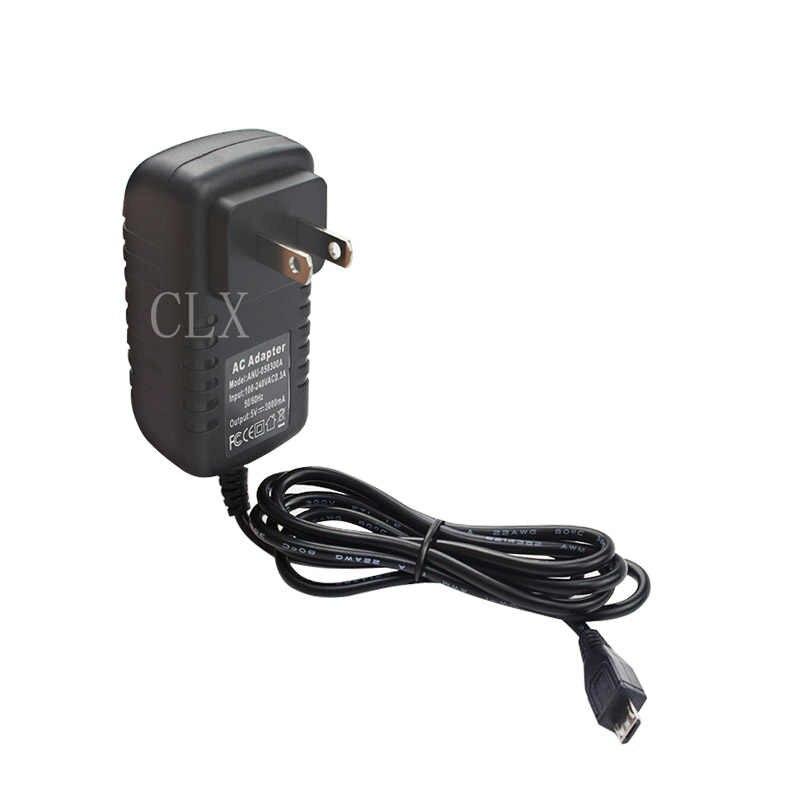 Framboise Pi 3 adaptateur secteur 5V 3A alimentation cc 100V ~ 240 V ue US royaume-uni AU chargeur de puissance Micro Port USB pour RPI 3