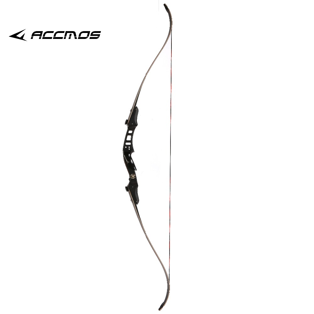 New Metal Riser Recurve Bow 60 inch American Hunting ILF Bow Canada Maple limbs Draw Weight