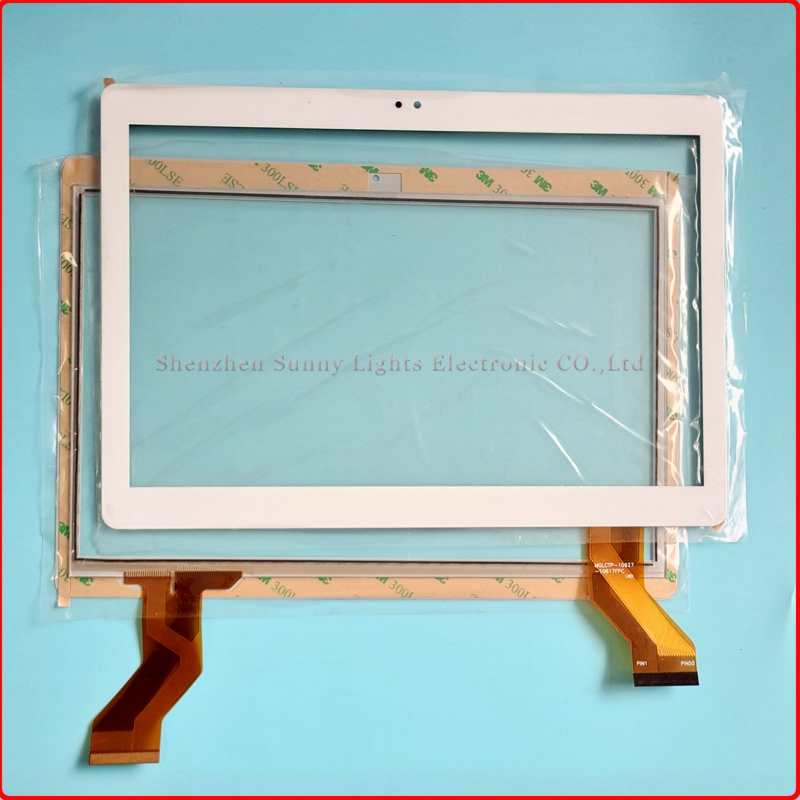 For MGLCTP-10927 100% New 10.1 -inch tablet touch screen YLDCEGA442-FPC-A0 Touch Panel on the outside MGLCTP-10927-10617FPC
