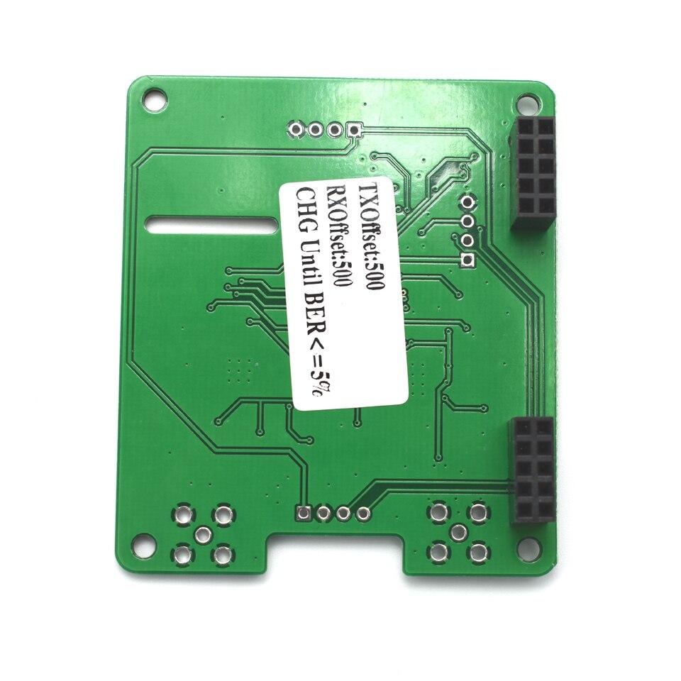 Nuevo MMDVM dúplex hotspot apoyo P25 DMR YSF NXDN DMR ranura 1 + 1 + 2 ranura para Raspberry pi A4-008 - 6