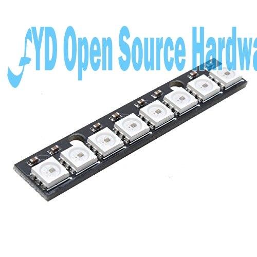 font b CJMCU b font 8 Bit WS2812 5050 RGB LED Driver Development Board