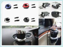 цены Car outlet drink rack water cup holder accessories for Lexus LF-FC LF-C2 GX LF-NX ES350 LFA LF-LC LF-CC