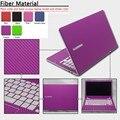 Горячая Pure Color Наклейка Для Ноутбука Пыле ABC стороны Скины Защитные Стикеры Наклейки Для Lenovo yoga 3 14/YOGA 3 11/B4320/M4450