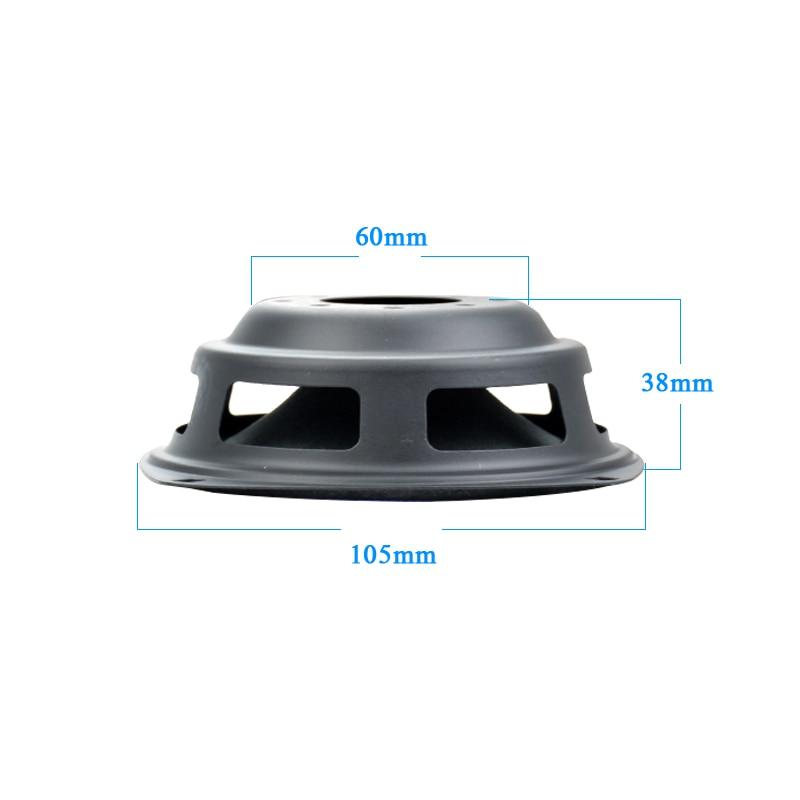 Aiyima 2PCS 4 дюймдік Bass пассивті радиатор - Портативті аудио және бейне - фото 4