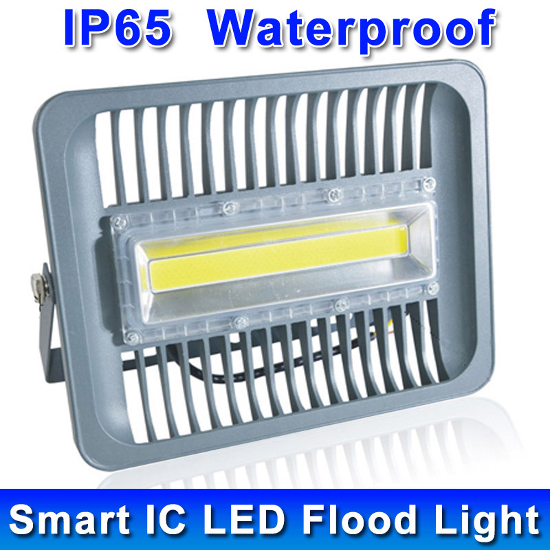 AC220V LED Flood Light 30W 50W 70W 100W 150W Reflector LED Floodlight Waterproof IP65 Spotlight Warm Cold White Outdoor Lighting купить