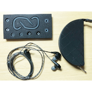 Image 5 - VSONIC GR09 2019 גרסה HIFI אודיו דינמי נהג מקצועי רעש בידוד אוזניות בתוך האוזן עם MMCX להסרה כבל