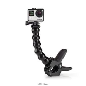 Image 1 - Jaws Flex Clamp Mount สำหรับ GoPro อุปกรณ์เสริม GoPro HERO 7/6 3 + 4 เซสชัน SJCAM SJ4000 SJ5000 M20 XIAOMI YI 2 4 K Eken h9r/H9