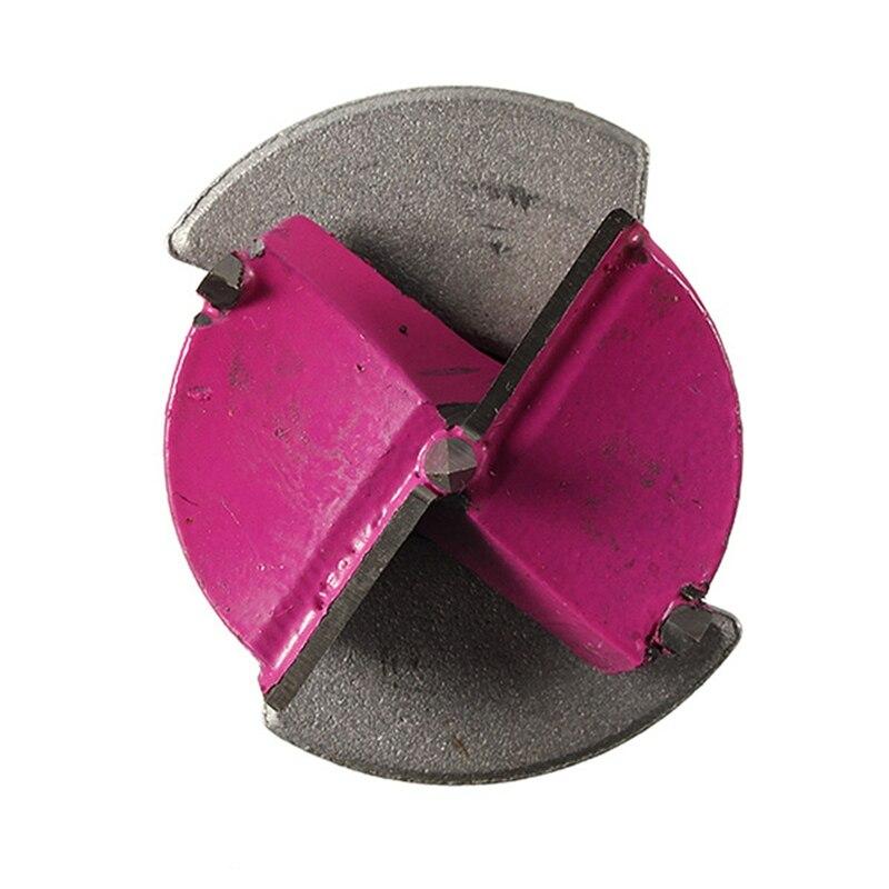 1PC Dřevoobráběcí jádrová vrtací korunka 35 mm Cementovaná - Vrták - Fotografie 3