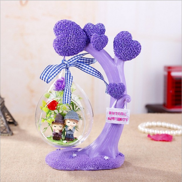 Explosion Models Creative Home DecorationToSend A Friend Birthday Gift To Marry New House Living