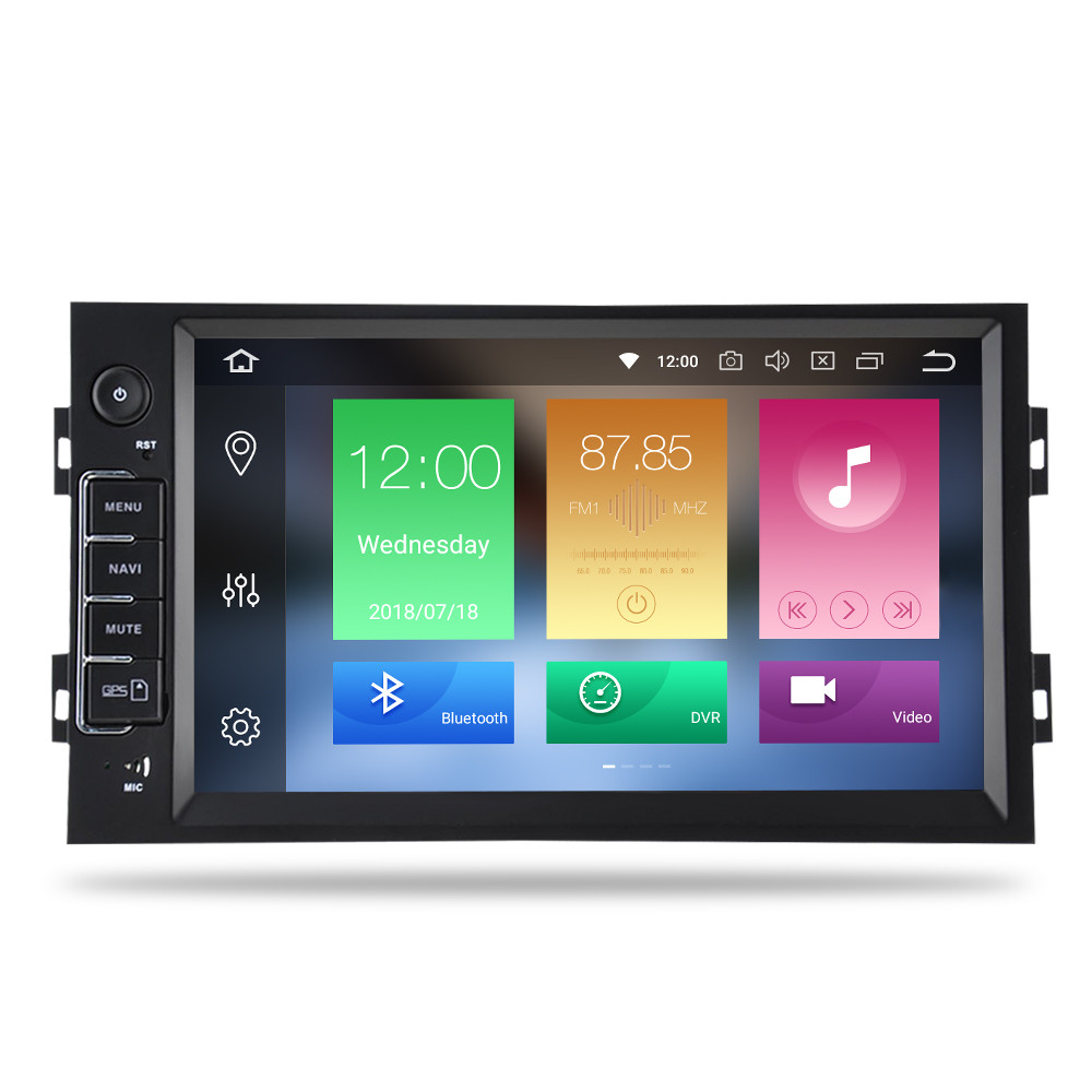 Image 2 - 8 Core Android 9.0 Car DVD player GPS Multimedia Stereo For For PEUGEOT 308S Auto Radio Audio Navi Video Headunit 4G RAM+32G ROM-in Car Multimedia Player from Automobiles & Motorcycles