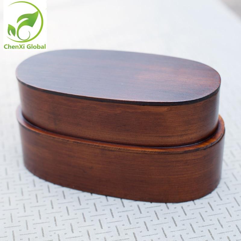 wood bento