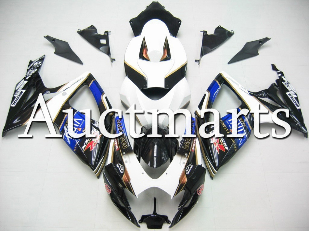 Fit for Suzuki GSX-R 600 2006 2007 ABS Plastic motorcycle Fairing Kit Bodywork GSXR600 06 07 GSXR 600 GSX R600  CB31